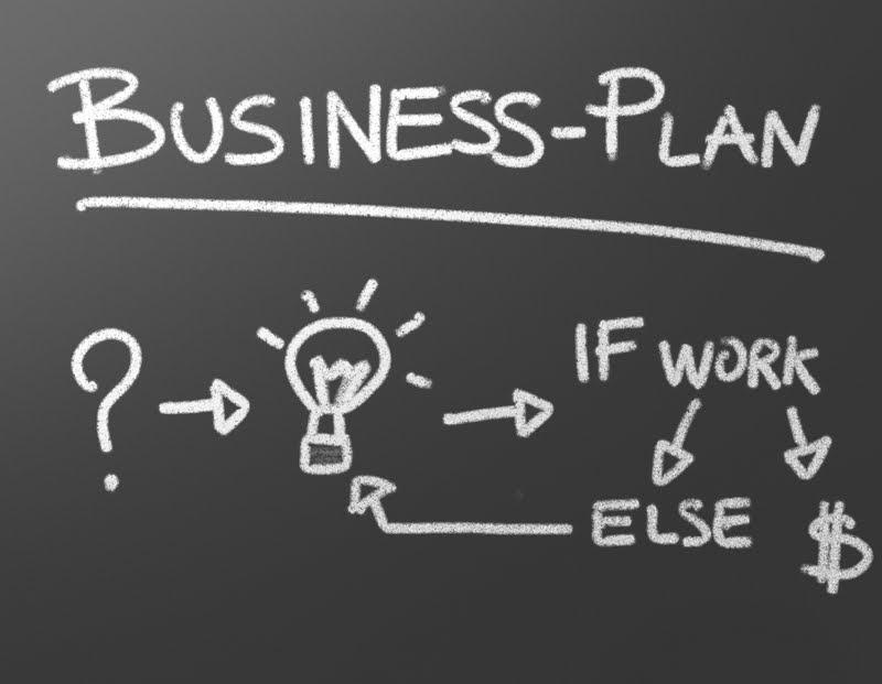 Chalkboard business plan