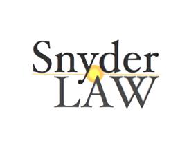 SnyderLAW Logo