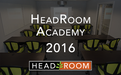 HeadRoom Academy Logo