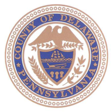 Delaware County Pennsylvania Seal